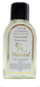 Taylor of London Natural 30ml Hotel Shampoo & Conditioner